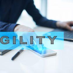 Bigstock Agility Text On Virtual Screen 254213884