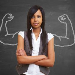 Bigstock Strong And Powerful Woman With 208089676